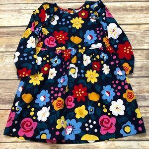 Hanna floral dress